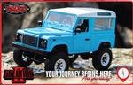 RC4WD Gelande II 1/18 RTR w/ D90 Body Set (Blue)