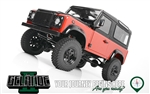 RC4WD Gelande II RTR with 2015 Land Rover Defender D90 Body (Autobiography Limited Edition)