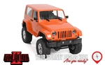 RC4WD 1/18 Gelande II RTR with Black Rock Body Set - Orange