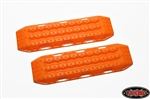 RC4WD Miniature MAXTRAX Vehicle Extraction and Recovery Boards 1/10 Orange (2)