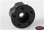 "RC4WD 1.9""/2.2"" 5 Lug Steel Wheel Hex Hub +6 Offset"