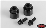 RC4WD Rear Wheel Adapters for 1/10 Axial Yeti