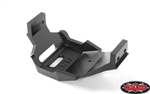 RC4WD Over/Under Drive T-Case Low Profile Delrin Skid Plate for TF2 SWB