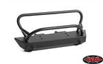 RC4WD Tough Armor Winch Bumper with Grille Guard for Cross Country Off-Road Chassis