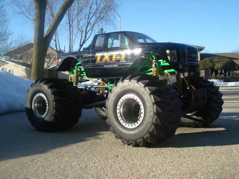 Monster Truck Tires >> Rc4wd B H 2 6 Monster Truck Clod Tires 2