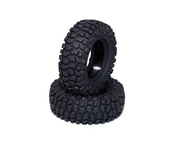 "RC4WD Rock Crusher 1.0"" Micro Crawler Tires  (2)"