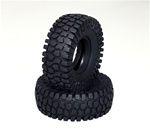 "RC4WD Rock Crusher II X/T (Xtreme Terrain) 1.9"" Off-Road Tires (2)"