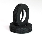 "RC4WD Roady 1.7"" Commercial 1/14 Semi Truck Tires (2)"