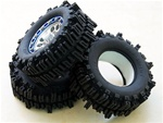 "RC4WD Scale 4x4 Mud Slingers 1.9"" Tires  (2)"
