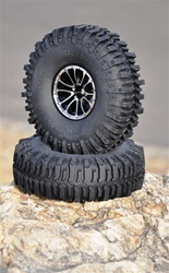"RC4WD Interco Super Swamper 2.2"" TSL / Bogger Scale Tires (2)"