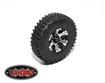 "RC4WD Mickey Thompson 1.9"" Baja MTZ Scale Tires (2)"