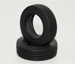 "RC4WD LoRider 1.7"" Commercial 1/14 Semi Truck Tires (2)"