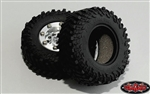 "RC4WD Mickey Thompson Baja Claw TTC 1.0"" Micro Crawler Tires (2)"