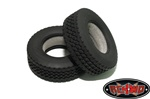 "RC4WD Hauler Super Wide 1.7"" Commercial 1/14 Semi Truck Tires (2)"