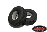 "RC4WD Roady Super Wide 1.7"" Commercial 1/14 Semi Truck Tires (2)"