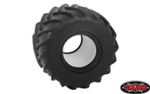 "RC4WD Rumble Monster Truck Racing 2.6"" Tires X2S³ (2)"