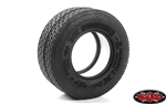 "RC4WD Michelin X ONE XZU S 1.7"" Super Single Semi Truck Tires (2)"