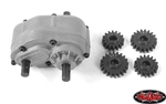 RC4WD Over/Under Drive Transfer Case