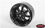 "RC4WD Ballistic Off Road Morax 1.7"" Beadlock Wheels (4)"