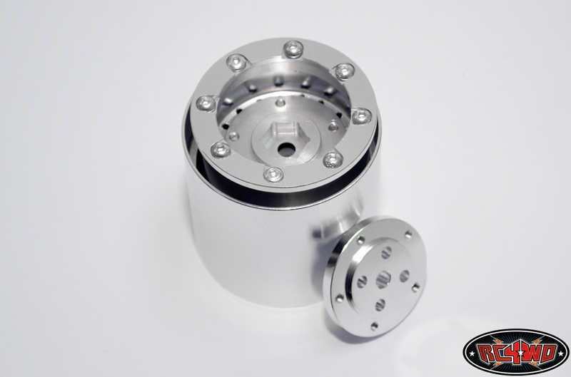 Rc4wd giant puller 19 beadlock wheels for pulling tires 2 sciox Images