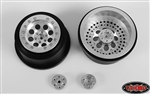 "RC4WD Mickey Thompson Classic Lock 2.2/3.0"" Short Course Beadlock Wheels (2)"