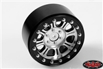 "RC4WD Raceline Monster 2.2"" Beadlock Wheels (4)"