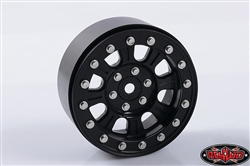 RC4WD Raceline Monster 2.2 Beadlock Wheels (Black)