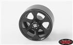 "RC4WD Dick Cepek Matrix 1.55"" Beadlock Wheels (4)"