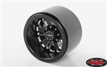 "RC4WD Benchmark 1.7"" Beadlock Wheels (4)"