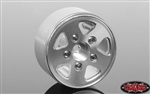 "RC4WD JK 1.0"" Scale Beadlock Wheels (4)"