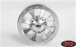 "RC4WD Cali Off-Road Distorted 1.9"" Beadlock Wheels (4)"