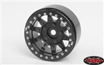 "RC4WD Dirty Life RoadKill 1.7"" Beadlock Wheels (Black) (4)"