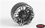 "RC4WD TUFF T21 1.9"" Internal Beadlock Wheels (4)"