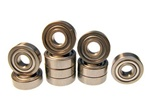 Racers Edge 5 X 13mm Metal Shield Bearing (2 Pack)
