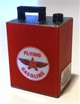 RC Mayhem Garage 2.5 gal Gas Can - Flying A