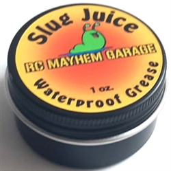 RC Mayhem Garage Slug Juice Waterproof Grease (1 oz.)