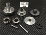 Reef's RC 422HD Replacement Servo Gears & Bearings