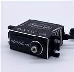 Reef's RC 400SCv2 High Torque High Speed Digital Brushless Programmable Servo