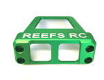 Reef's RC Servo Shield Green Anodized Special Edition