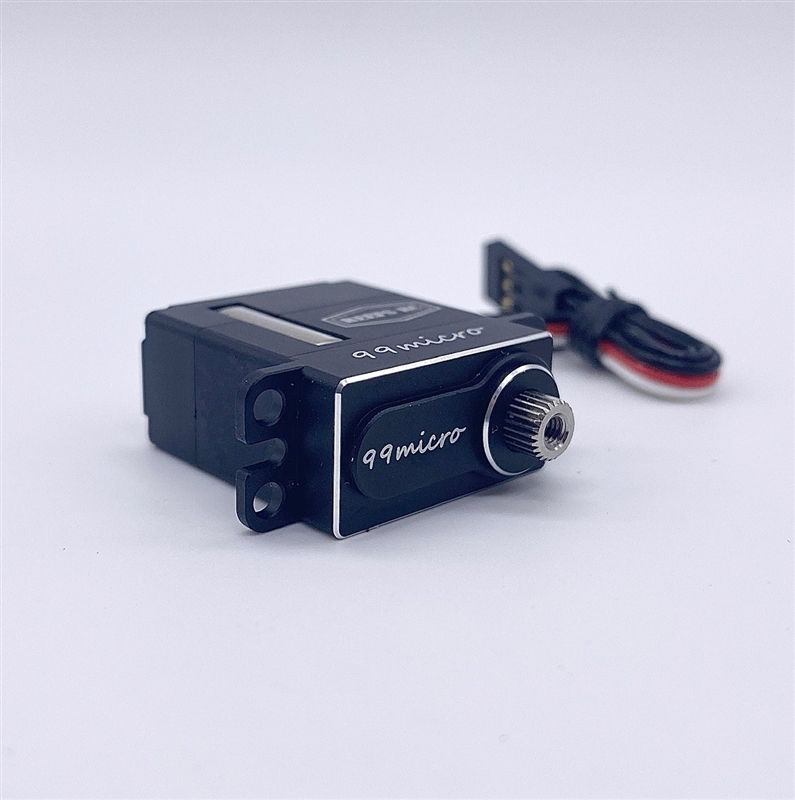 REEF'S RC 99 Micro High Torque Digital HV Coreless Servo