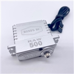 Reef's RC  Raw 500 High Torque High Speed HV Waterproof Brushless Servo