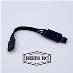 "Reef's RC 3"" Lockable Servo Extension"