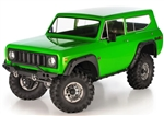 Redcat Gen8 V2 RTR with International Scout II Body - Green