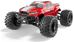 Redcat Volcano-16 1/16 Scale RTR Monster Truck - Red