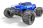 Redcat Volcano-16 1/16 Scale RTR Monster Truck - Blue