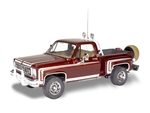 Revell 1/24 76 Chevy Sport Stepside Pickup 4X4 Plastic Model Kit