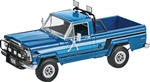 Revell 1/25 1980 Jeep Honcho Ice Patrol Plastic Model Kit