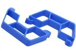 RPM Blue Nerf Bars Traxxas LCG Slash 2WD