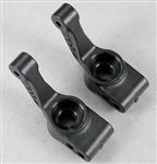 RPM Rear Bearing Carriers Rustler / Stampede / Slash 2wd / Bandit Black