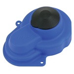 RPM RPM Gear Cover Traxxas 2WD Blue